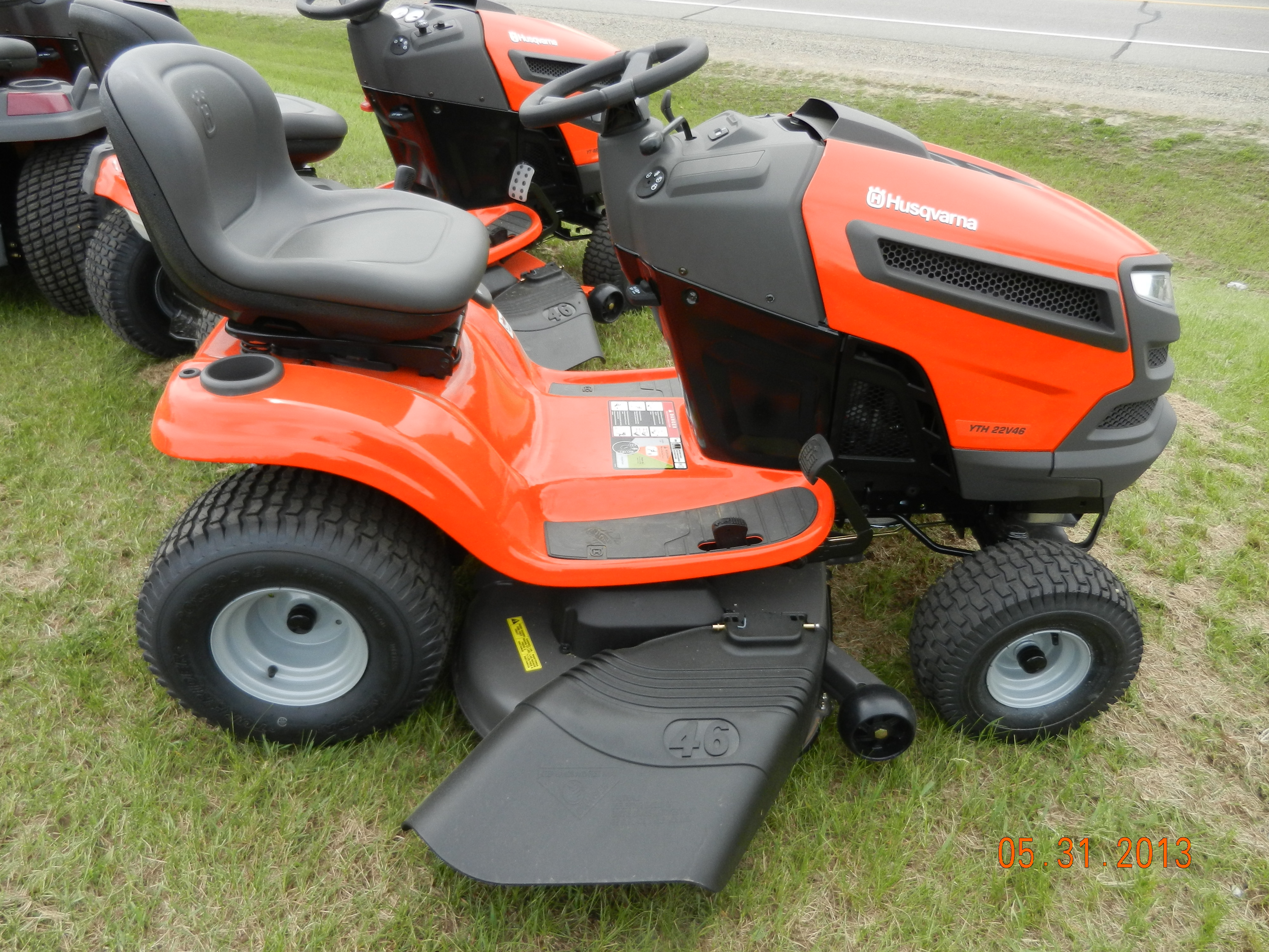 Husqvarna lawn tractor / Best attractions in portland oregon