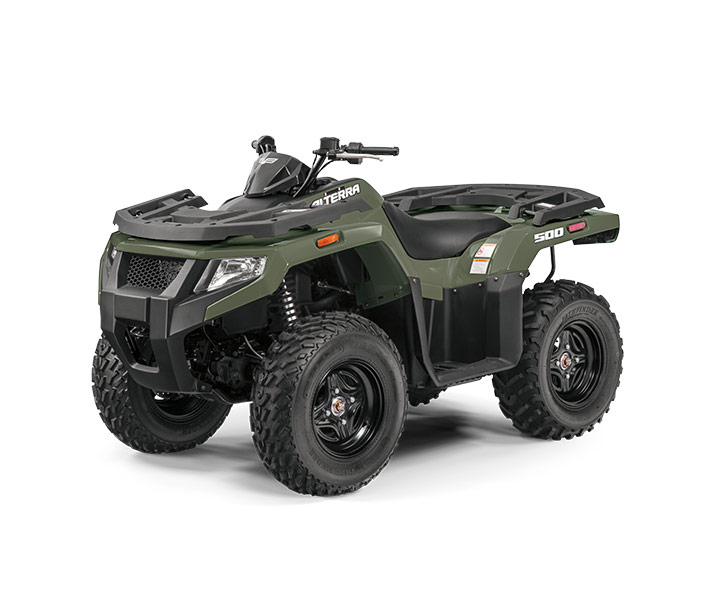 2018 textron alterra 500 pembine sport and lawn