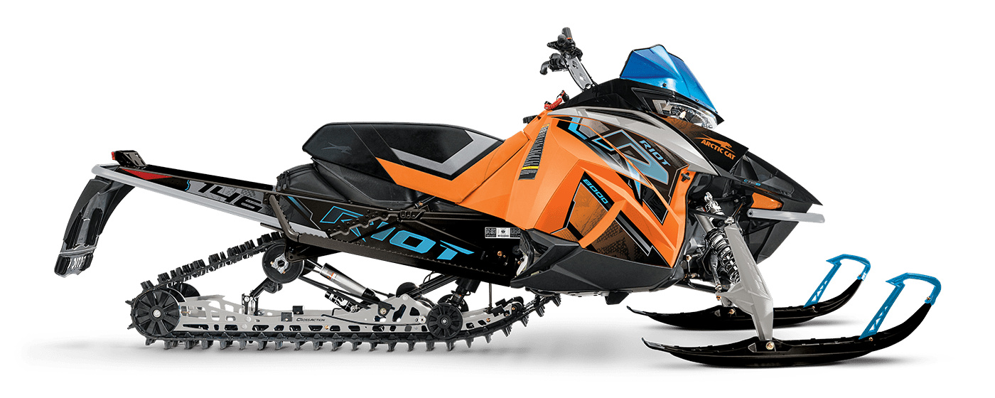 2021 Arctic Cat Riot 6000 and Riot 8000 Pre Order Only ...